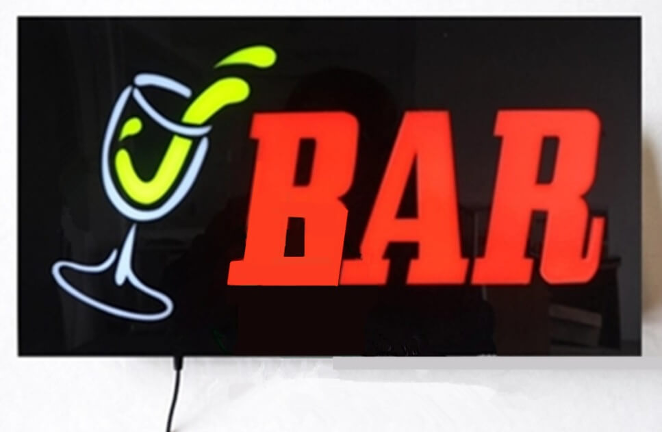 Pannello a LED BAR